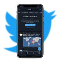 Twitter añade un sistema de advertencias y oculta contenidos no verificados sobre el COVID-19