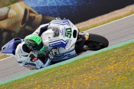 Eugene Laverty Aspar Team Motogp 2016