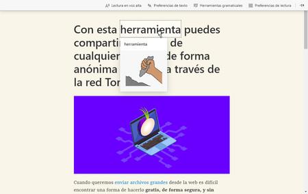 Microsoft Edge Diccionario De Imagenes