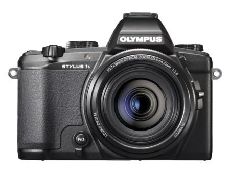 Olympus Stylus 1S, la renovación de una compacta con objetivo luminoso