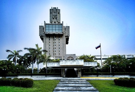Embassy Of Russia Havana