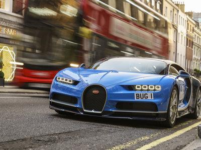 El año que viene ya se empezará a trabajar en el sucesor del Bugatti Chiron