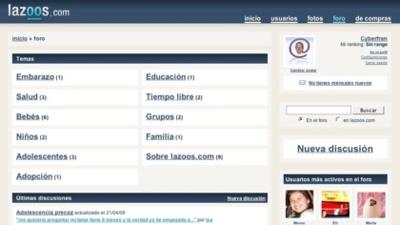 Lazoos, nueva red social para el mundo de los bebés