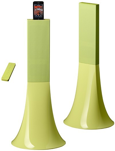 Parrot Zikmu by Philippe Stark Sorbet Lime