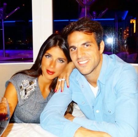 Daniela Y Cesc