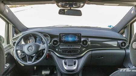 Mercedes Benz Eqv 2020 Prueba Contacto 014