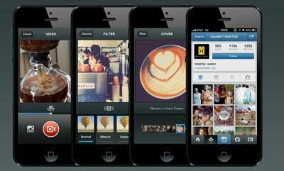 Instagram ahora permite subir vídeos