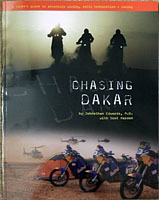 """""""Chasing Dakar"""" Libro sobre la prueba de motos"""