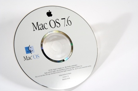 mac os 7.6 disco apple