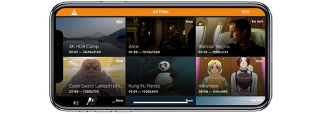 Ya disponible VLC Media Player para iOS, tvOS y macOS