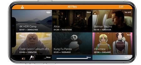 Ya disponible VLC Media Player para iOS, tvOS y macOS