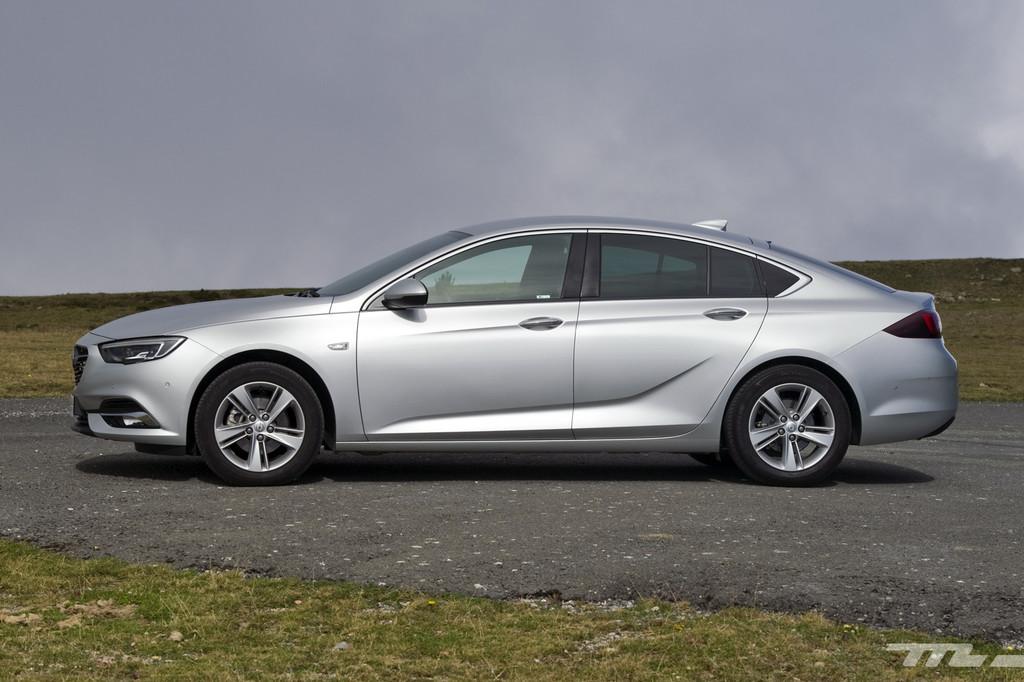 Opel Insignia Grand Sport, prueba