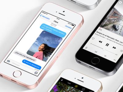 Apple dobla la memoria de su iPhone SE, 32 y 128 GB por el mismo precio