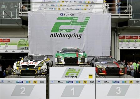24 Horas de Nürburgring 2017, resultados