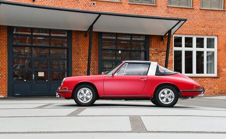 Un Porsche 911 S Targa de 1967 restaurado, la última joya de Porsche Classic