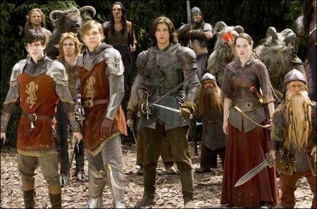 'Las Crónicas de Narnia: el Príncipe Caspian', interminable segunda parte