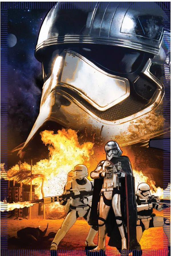 'Star Wars VII: El Despertar de la Fuerza', primeros carteles