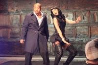 Katy Perry y Timbaland juntos en el videoclip de 'If We Ever Meet Again'
