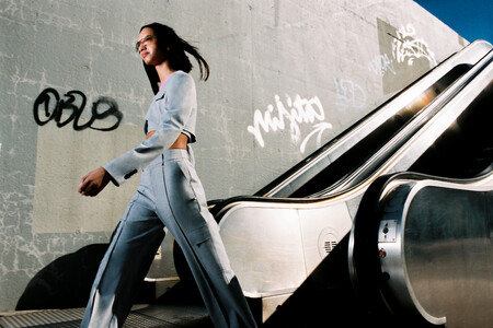Bershka Grey Tailoring 3