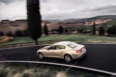 Maserati Quattroporte: ahora, con motor diésel de 275 CV