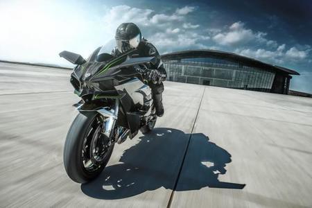 Kawasaki Ninja H2R maravilla de la ingeniería