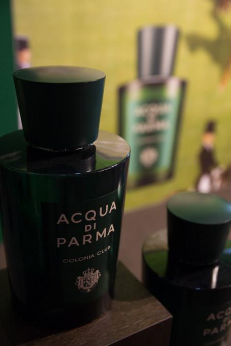¿Pensando en un regalo? Colonia Club de Acqua di Parma. Llega la Navidad y ellos también necesitan sentirse especiales