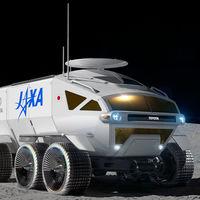 Lunar Cruiser es el vehículo lunar tripulado de hidrógeno con el que Toyota quiere conquistar la Luna