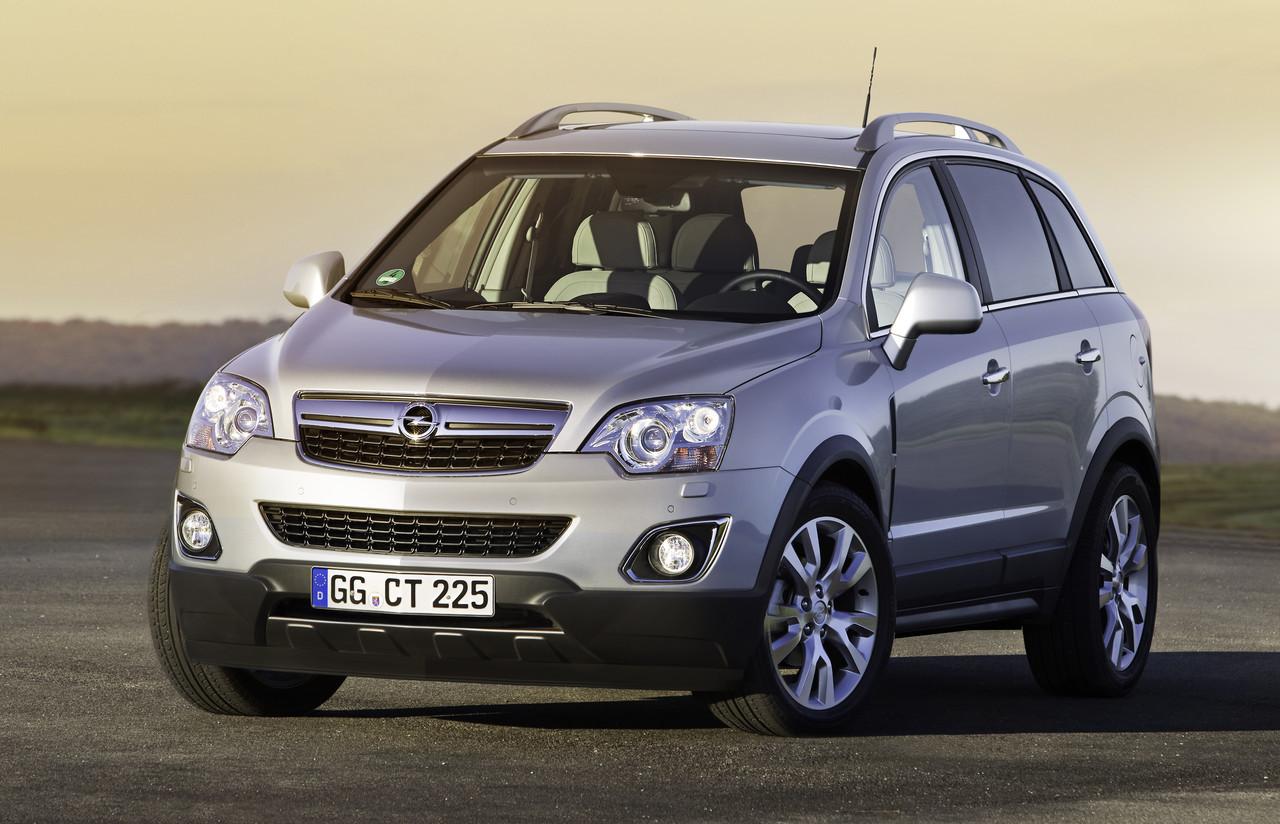 Foto de Opel Antara 2011 (23/38)