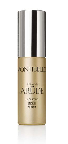 'Lipolifting Neck Serum' de Arûde Premium para el cuello, ideal piel masculina. Lo probamos