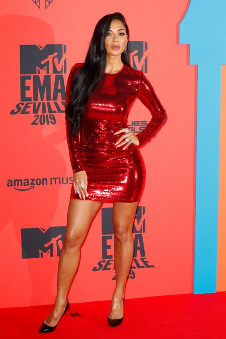 Nicole Scherzinger mtv ema 2019