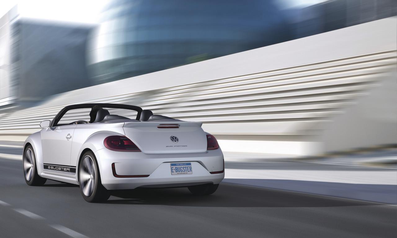 Foto de Volkswagen E-Bugster (7/13)