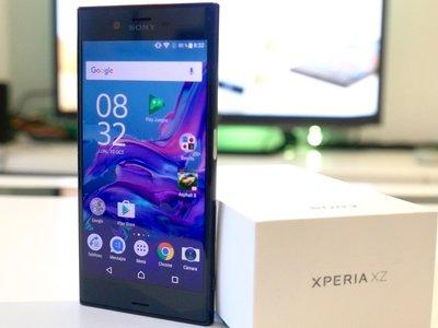 El Sony Xperia XZ también empieza a recibir Android 7.0 Nougat