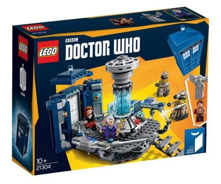 Los LEGO de 'Doctor Who', la imagen de la semana