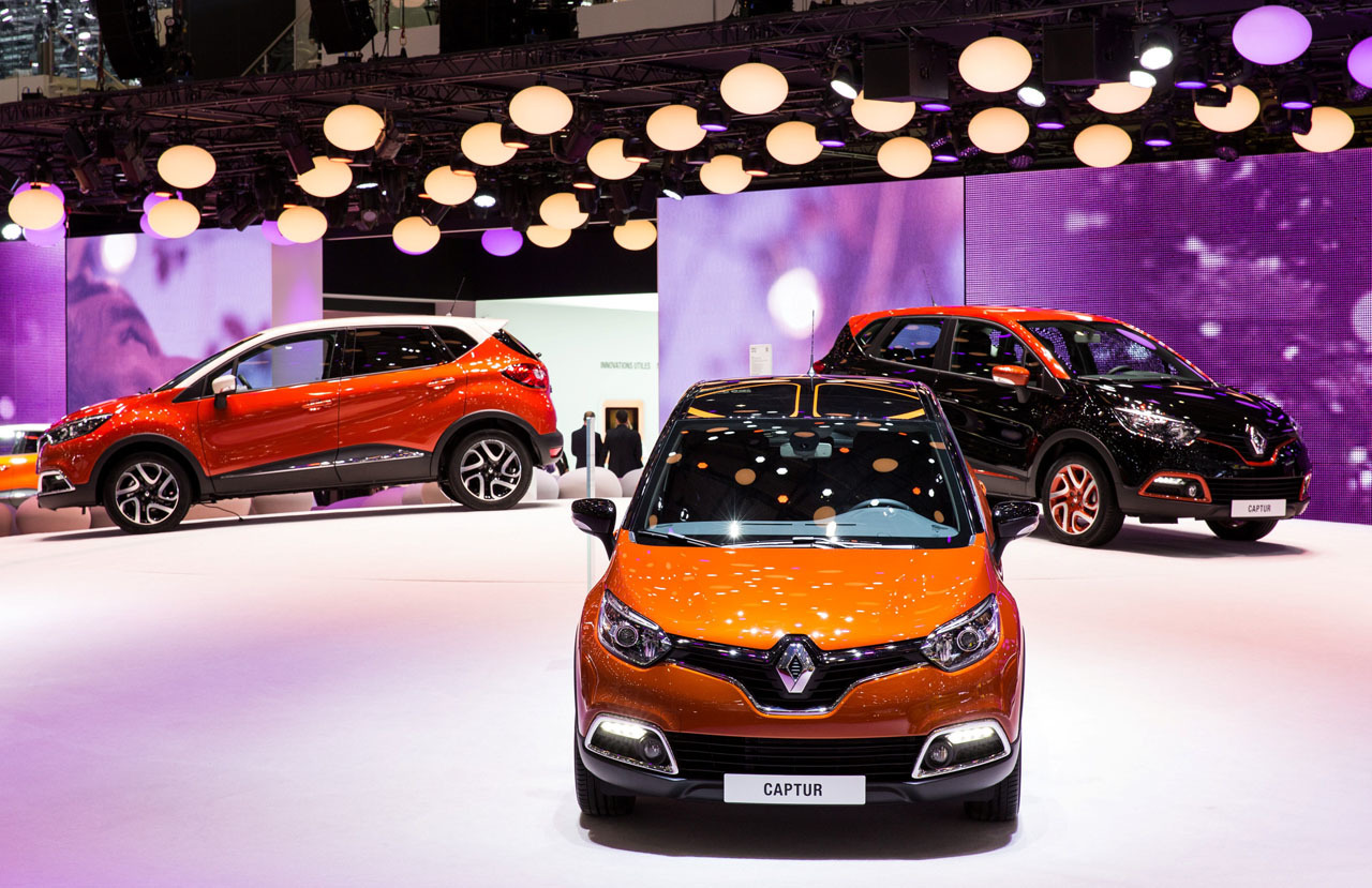 Foto de Renault Captur 2013 (13/19)