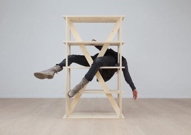 Foto de Un único mueble modular que sirve para todo (1/4)