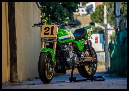 Kawasaki Z900R por LaPerra Bikes Workshop, del olvido a las carreras de resistencia