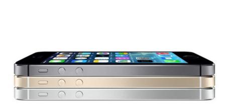 Las ventas del iPhone 5S y 5C en comparación con otros smartphones