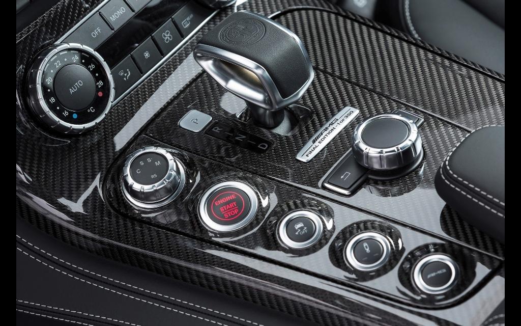 Foto de Mercedes-Benz SLS AMG GT Final Edition 2014 (6/26)