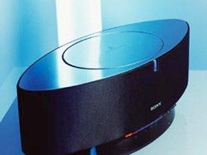 Sony NAS-CZ1 para obtener toda la música