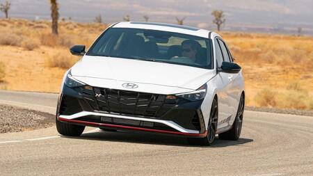 Hyundai Elantra N 2021 34