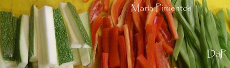 Cortamos hortalizas