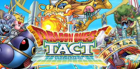 Dragon Quest Tact, el RPG táctico destinado a dispositivos móviles, muestra su propuesta en un gameplay de 16 minutos