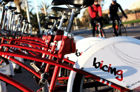 Cinco aplicaciones alternativas para consultar alquileres de bicicletas desde el iPhone