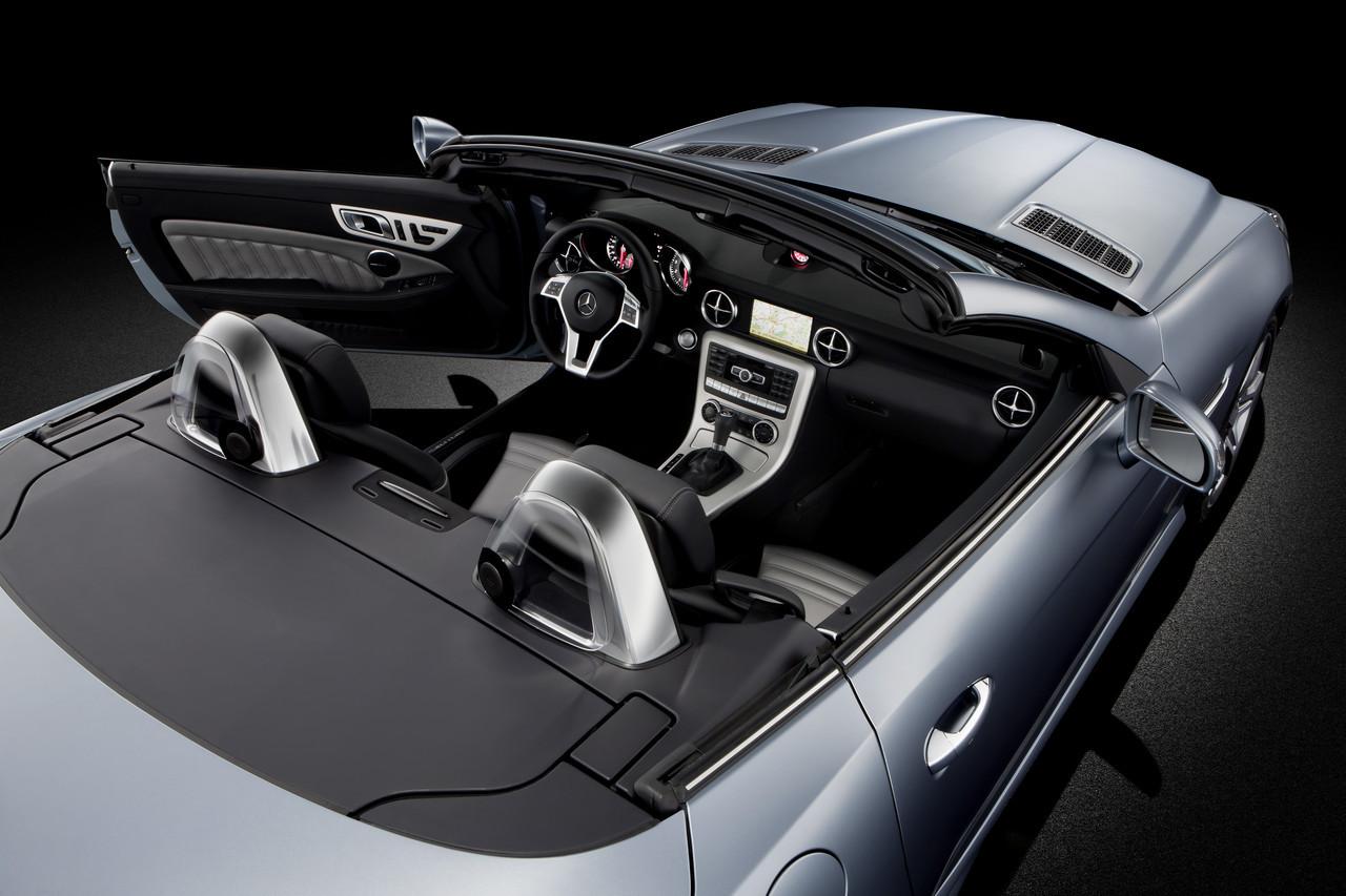 Foto de Mercedes-Benz SLK Roadster 2011 (34/36)