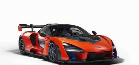 McLaren Senna: Un nombre que infunde respeto para una bestia homologada de 800 CV y 1.198 kg