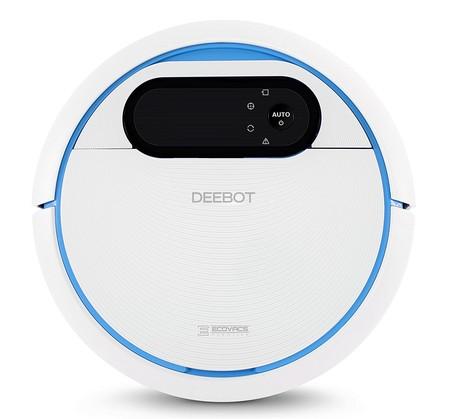 Oferta flash en el robot de limpieza Ecovacs Deebot 300: hasta medianoche costará 134 euros con envío gratis