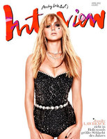 Jennifer Lawrence, última parada revistera: Interview