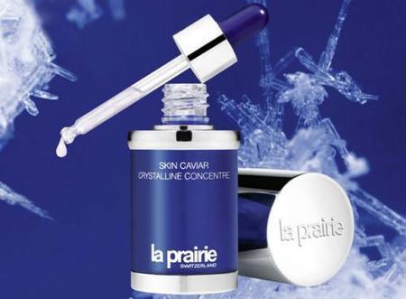 La Prairie, caviar y diamantes en un nuevo suero cosmético de lujo