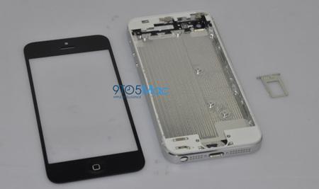 Si éste es el iPhone 5, tendremos mini-dock y pantalla 16:9