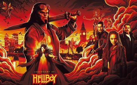 'Hellboy', un divertido y violento recorrido por los barrios más bajos de la serie b de terror